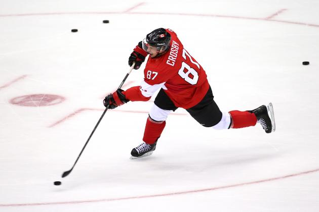 Olympics Hockey Schedule 2014: Must-Watch Men's Matchups on Tap