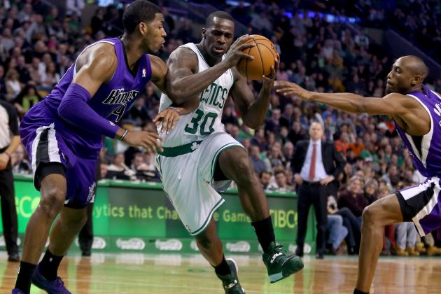 Should the Boston Celtics Trade or Keep Brandon Bass?