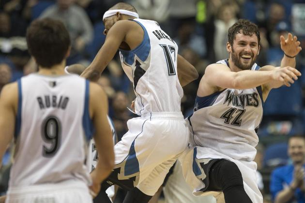 Minnesota Timberwolves Head into Break on High Note