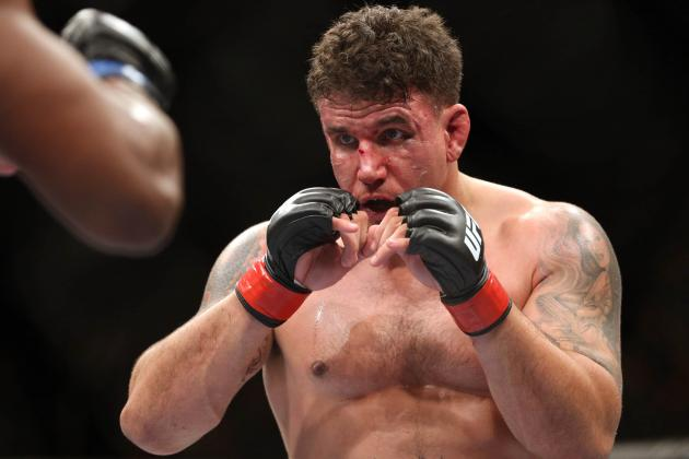 Frank Mir Still Wants to Fight and Only in the UFC