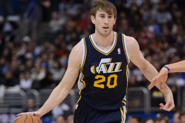 Jazz Notes: How Much Is Gordon Hayward Worth?