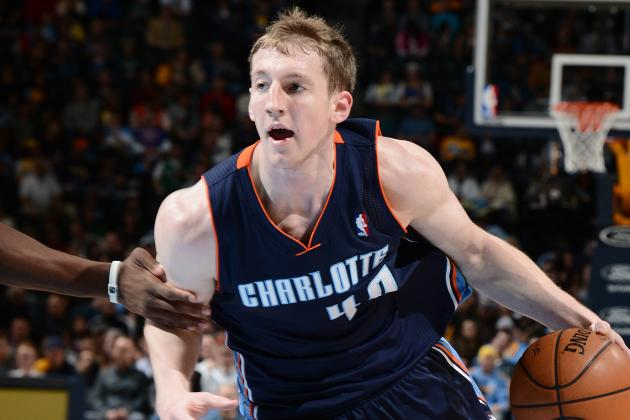 At the Break, Charlotte Bobcats Like What They See
