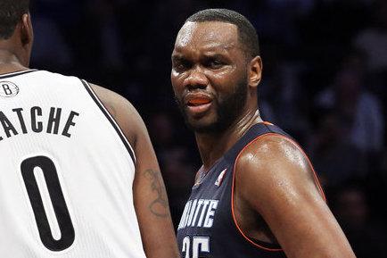 Pierce drops 25 to propel Nets past Bobcats