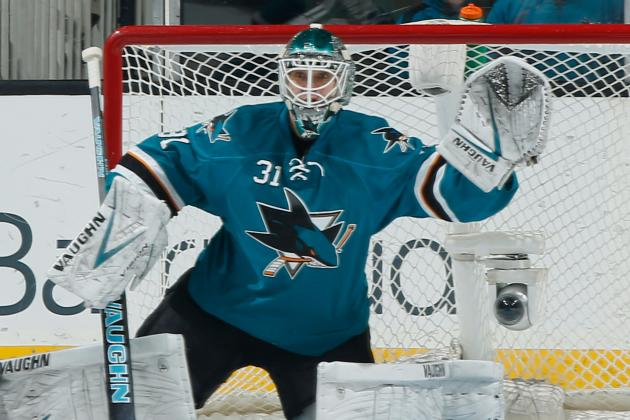 Report: Sharks' Antti Niemi Is Finland's Third-String Goaltender