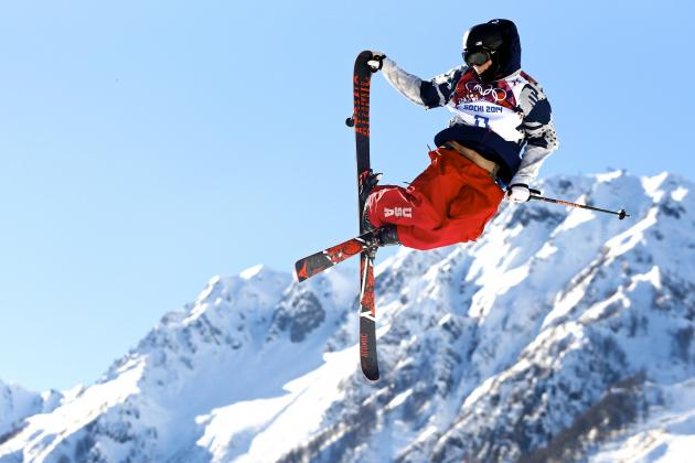 USA Sweeps Ski Slopestyle, Continuing Our Love Affair with New Olympic Events