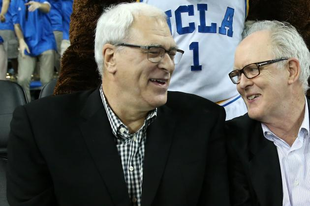 Phil Jackson Calls out Ref Dick Bavetta on Twitter