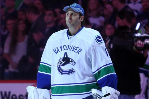 Advice for Luongo, from Price's Former Backup Goalie