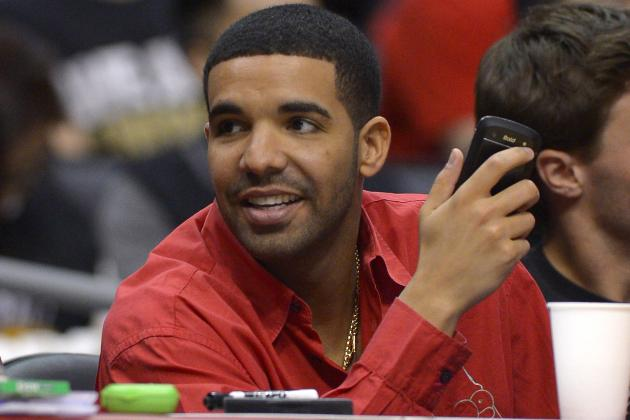 Drake Compares Himself to Terrence Ross