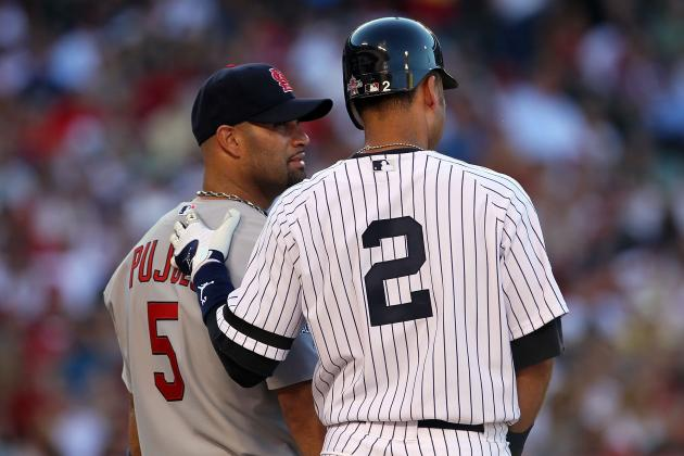 Albert Pujols Believes That Derek Jeter Is Comparable to Jesus