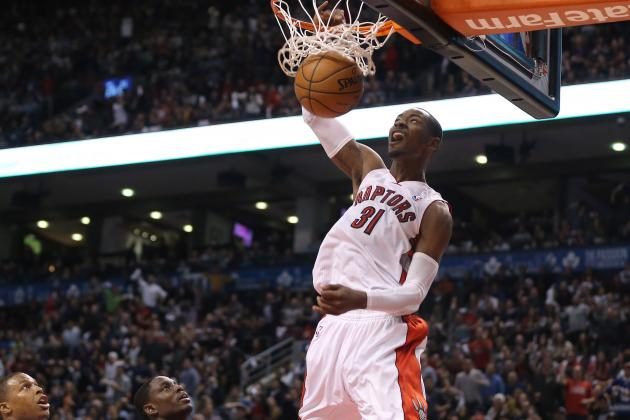 NBA Slam Dunk Contest 2014: Stars Who Will Throw Down the Most Surprising Dunks
