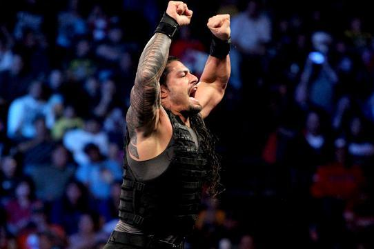 Roman Reigns Is Not Ready to Be a Top Main Event Star