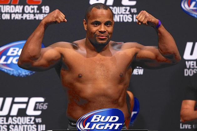 Daniel Cormier Stays in UFC 170 Co-Main Event, Meets Newcomer Patrick Cummins