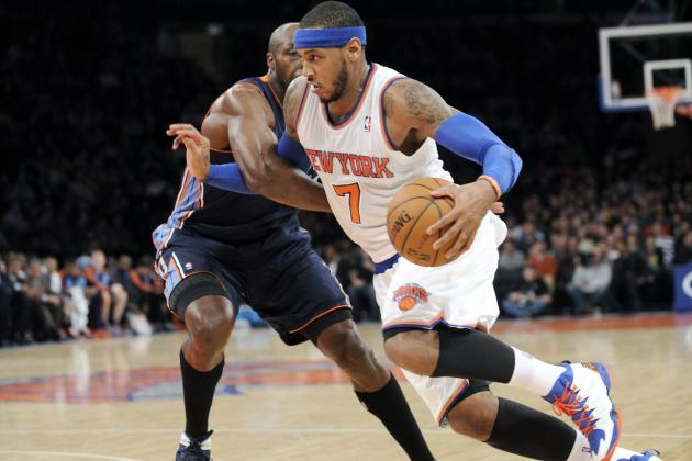 Is Carmelo Anthony Really a One-Dimensional Player for NY Knicks?