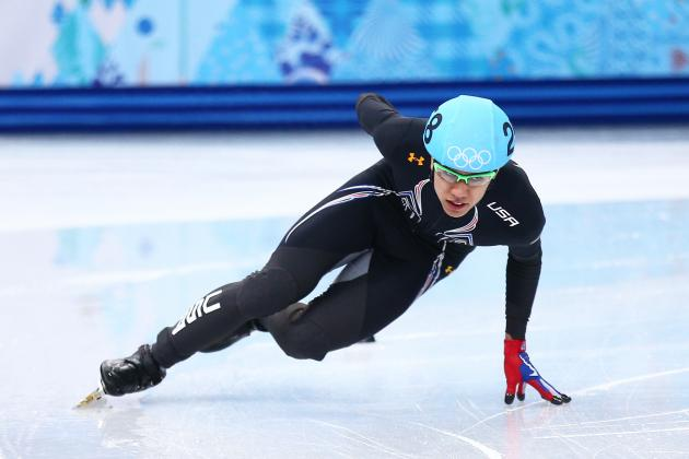 US Olympic Speedskating 2014: J.R. Celski Will Redeem Team in 1,000M Short Track