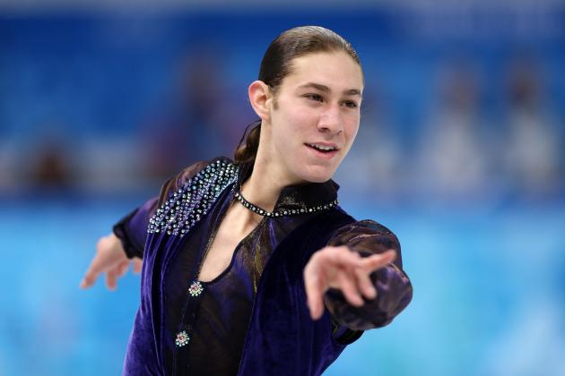 Jason Brown Fails to Medal in Men's Figure Skating Individual Competition