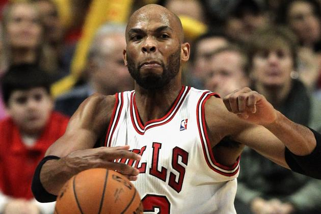 Debate: Is Taj Gibson a Budding Star for the Bulls?