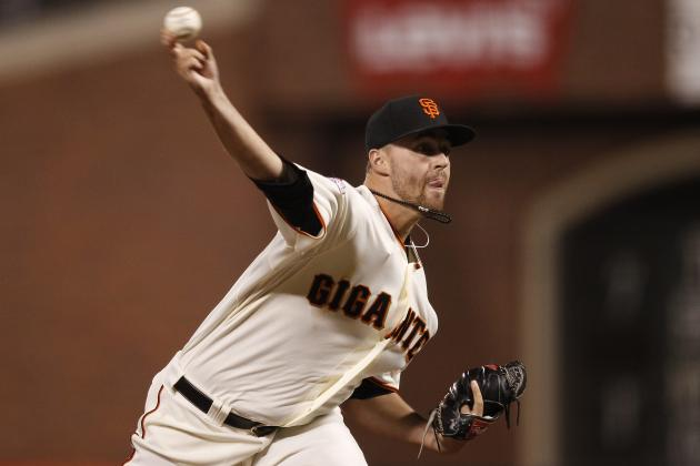5 San Francisco Giants to Watch at Spring Training