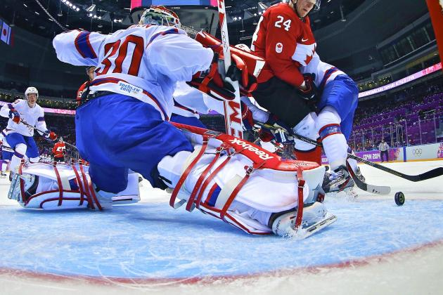 2014 Olympics: Canada Will Have to Play a Lot Better If It Is to Repeat