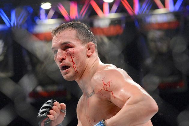 Michael Chandler Calls out Gilbert Melendez to Bellator Title Fight