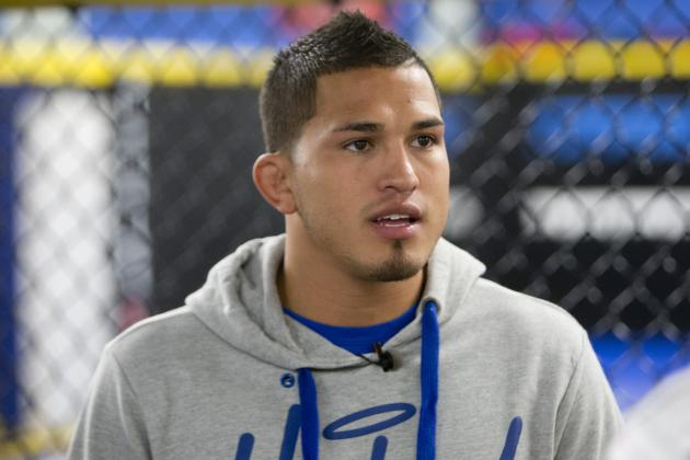 Dana White on Anthony Pettis Injury: Knee Recovering but July 4 Weekend Too Soon