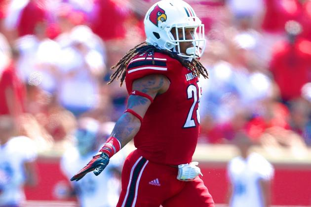 Why Calvin Pryor Is a 1st-Round Safety in Today's NFL
