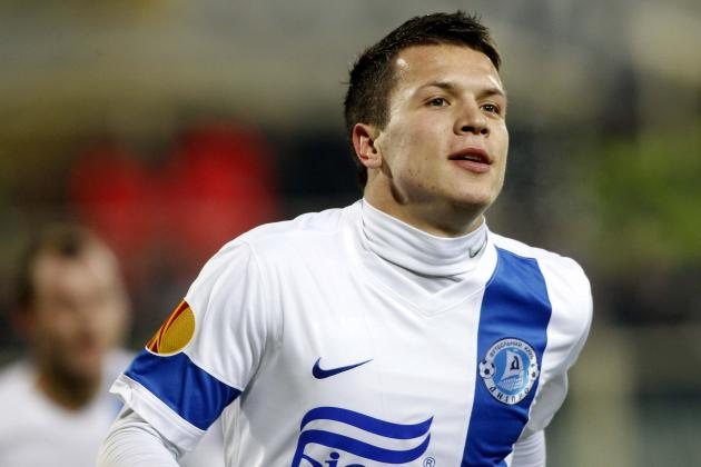 Why Liverpool Should Go Back in for Yevhen Konoplyanka This Summer