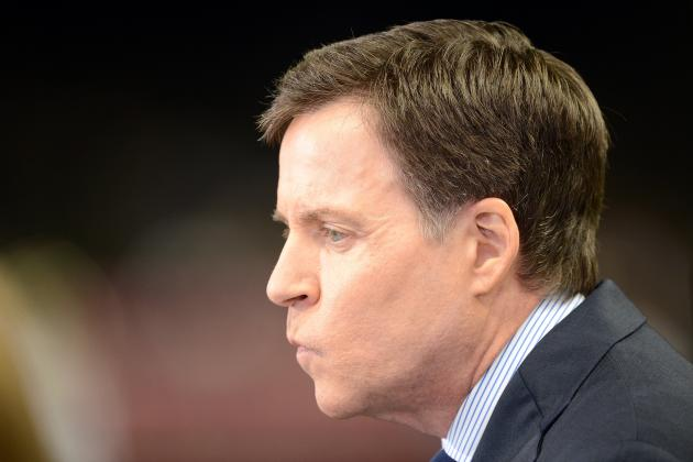 Bob Costas to Miss 3rd Night of Winter Olympics Coverage with Eye Infection