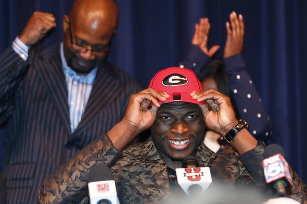 Georgia Football: Realistic Expectations for 2014 Bulldog Recruits