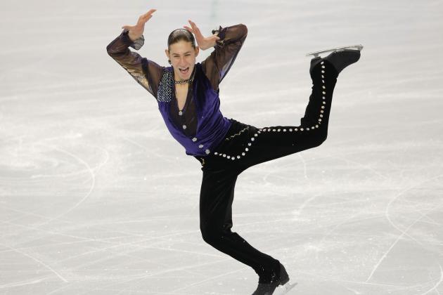 Figure gay male skater