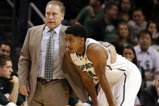 Michigan State Basketball: How Concerning Are Gary Harris' Shooting Struggles?