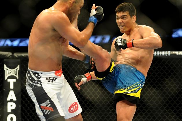 UFC Fight Night 36 Start Time: When and Where to Watch Machida vs. Mousasi