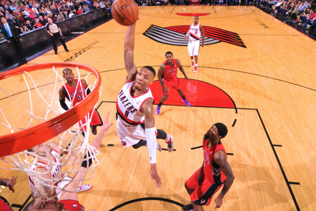 Everything You Need to Know About All-Star Weekend Show-Stealer Damian Lillard