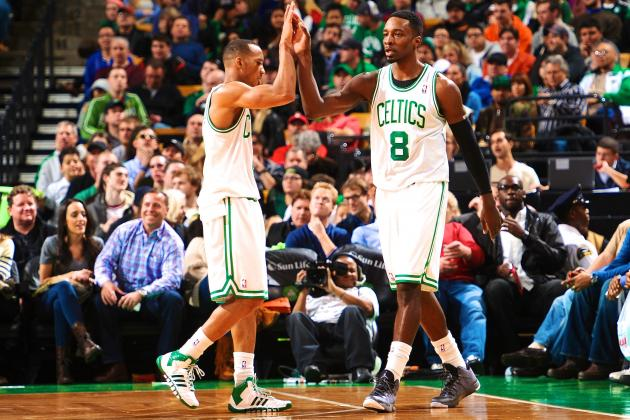 Celtics Reportedly Seeking 1st-Round Picks in Jeff Green, Avery Bradley Trade