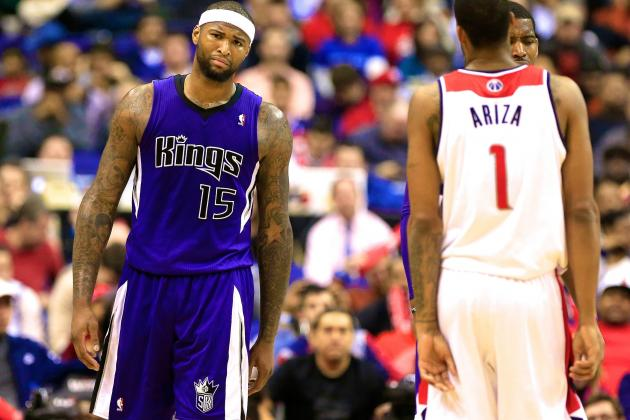 DeMarcus Cousins Injury: Updates on Kings Star's Hip and Return