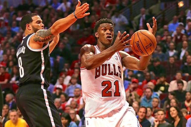 Brooklyn Nets vs. Chicago Bulls: Live Score and Analysis
