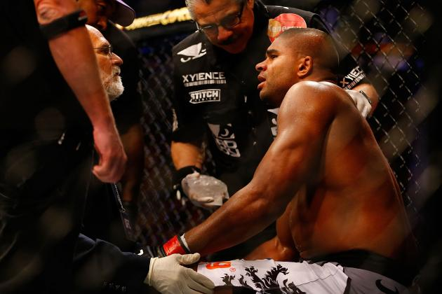 White: Overeem's Rib Will Heal as Soon as We Find Dos Santos Another Fight