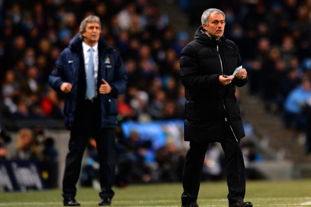 Man City Manager Manuel Pellegrini Wise to Ignore Jose Mourinho's Mind Games