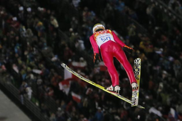 Olympic Ski Jumping Schedule 2014: TV and Live Stream Info for Day 7