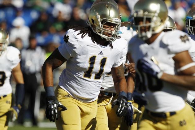 Could Notre Dame Qualify for the 2014 College Football Playoff?