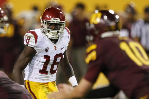 Closer to My Dreams: USC Safety Dion Bailey's Journey to the 2014 NFL Draft