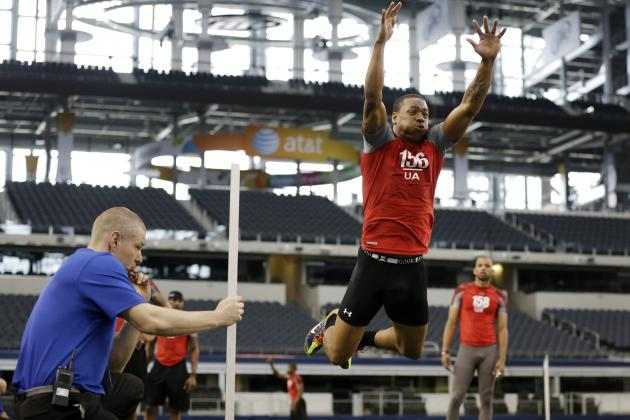 NFL Combine Schedule 2014: Dates, Events and Key Storylines for Scouting Event
