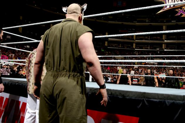 WWE Elimination Chamber 2014: Best Potential Finishes for the Shield vs. Wyatts