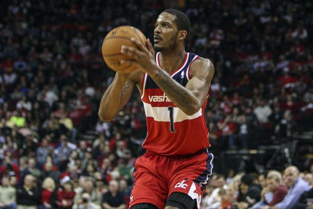 Trevor Ariza Hits 10 Three-Pointers to Set Washington Wizards Single-Game Record
