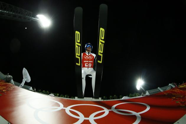 Olympic Ski Jumping Men's Large Hill Qualifying 2014: Preview and Predictions