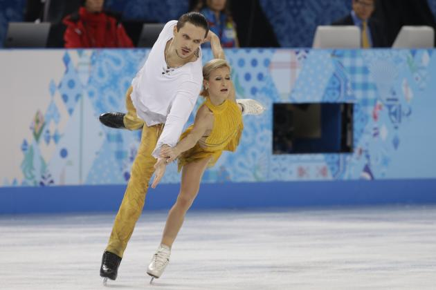 Why Maxim Trankov and Tatiana Volosozhar Have Been the Stars in Sochi Thus Far