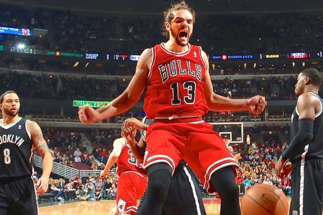 Brooklyn Nets vs. Chicago Bulls: Live Score and Analysis