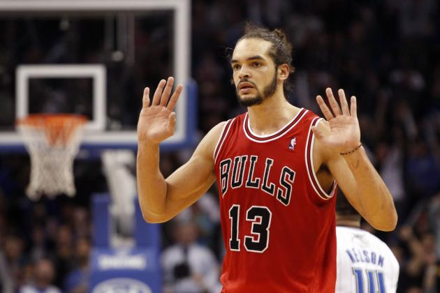 Why Joakim Noah Is Untouchable in Chicago Bulls Trade Talks