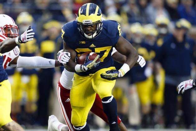 Michigan Football: Top Plays to Look for Under OC Doug Nussmeier
