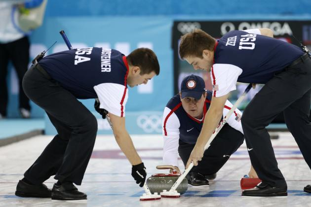 Curling Men and Women's Round Robin Results from Day 7 of Olympics 2014
