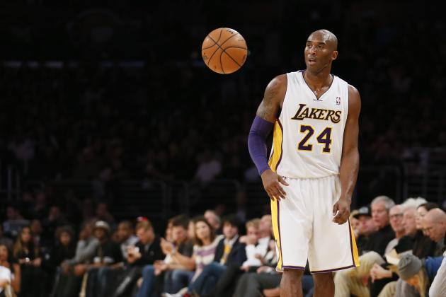 Should Kobe Bryant Be Working Harder to Recruit Talent?